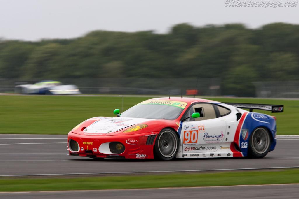 Ferrari F430 GTC - Chassis: 2612   - 2010 Le Mans Series Silverstone 1000 km (ILMC)