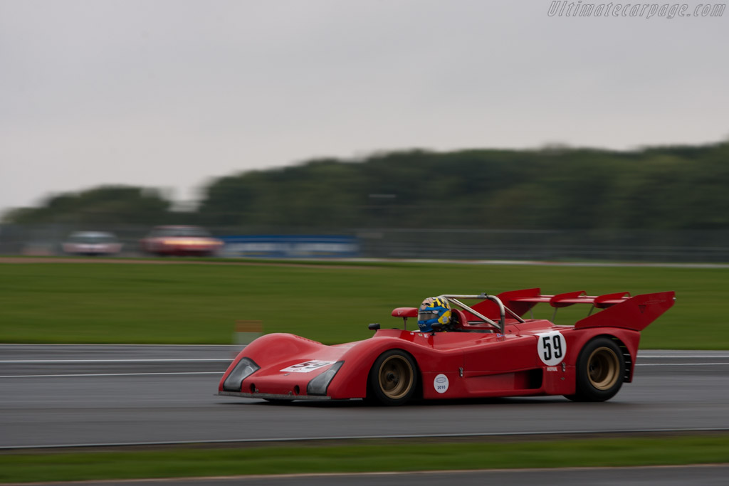 GRD S73 - Chassis: S73-073  - 2010 Le Mans Series Silverstone 1000 km (ILMC)
