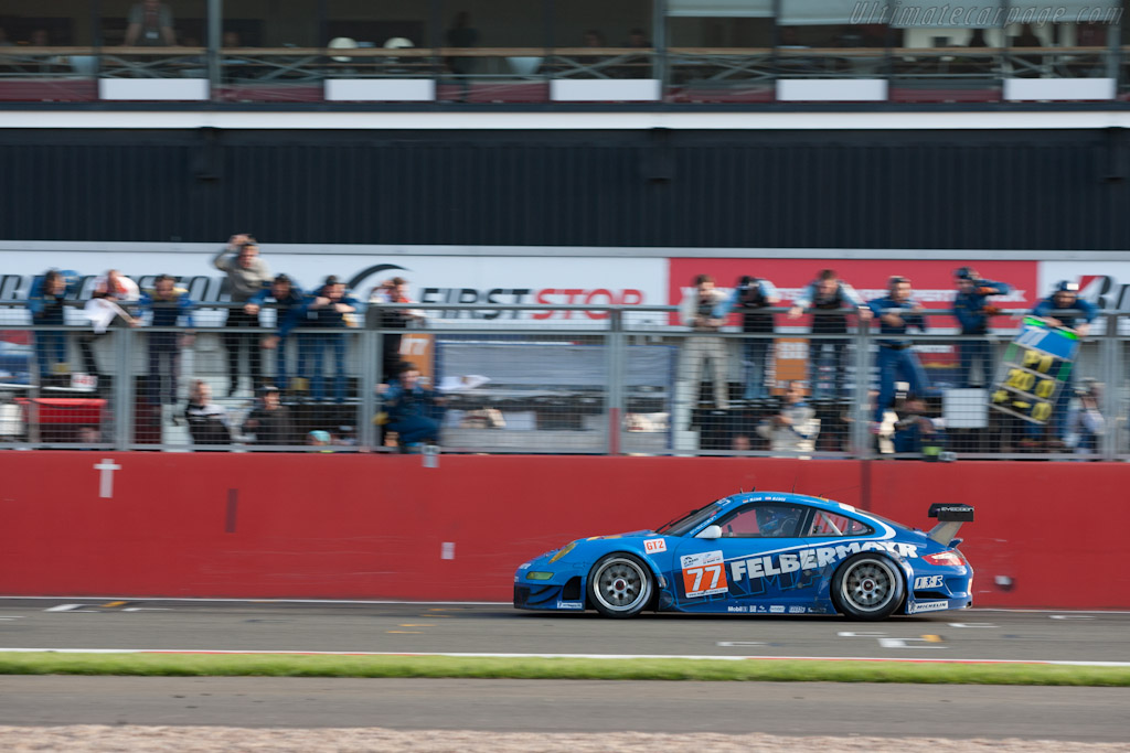 GT2 Champions - Chassis: WP0ZZZ99Z9S799912  - 2010 Le Mans Series Silverstone 1000 km (ILMC)