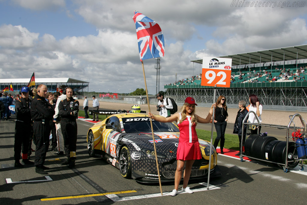 GT2 Pole Sitter - Chassis: GT2/006  - 2010 Le Mans Series Silverstone 1000 km (ILMC)