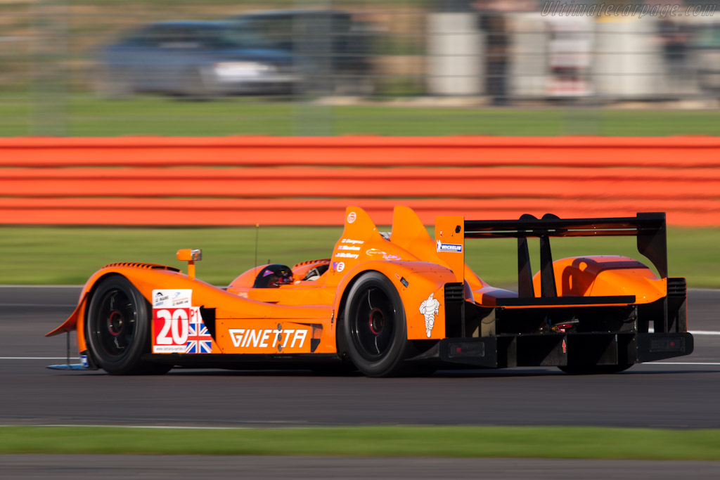 Ginetta-Zytek 09S - Chassis: 09S-06   - 2010 Le Mans Series Silverstone 1000 km (ILMC)