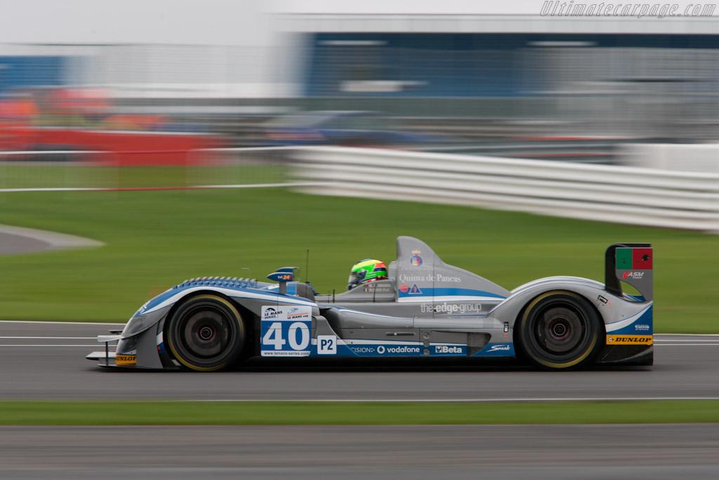Ginetta-Zytek 09S/2 - Chassis: 09S-05  - 2010 Le Mans Series Silverstone 1000 km (ILMC)