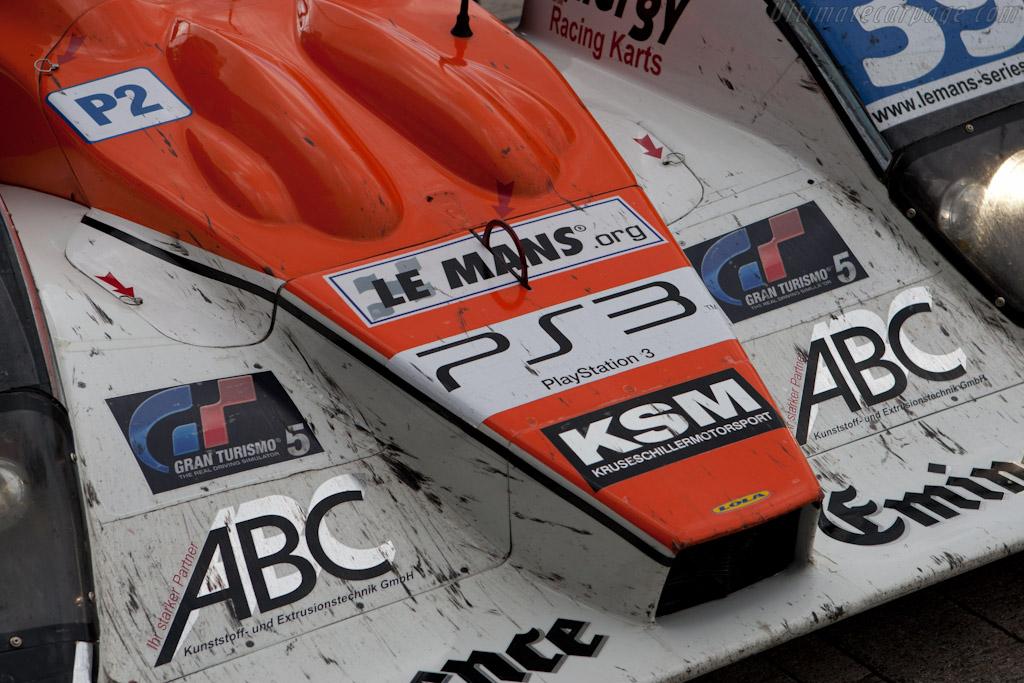Gran Turismo 5 - Chassis: B0540-HU01   - 2010 Le Mans Series Silverstone 1000 km (ILMC)