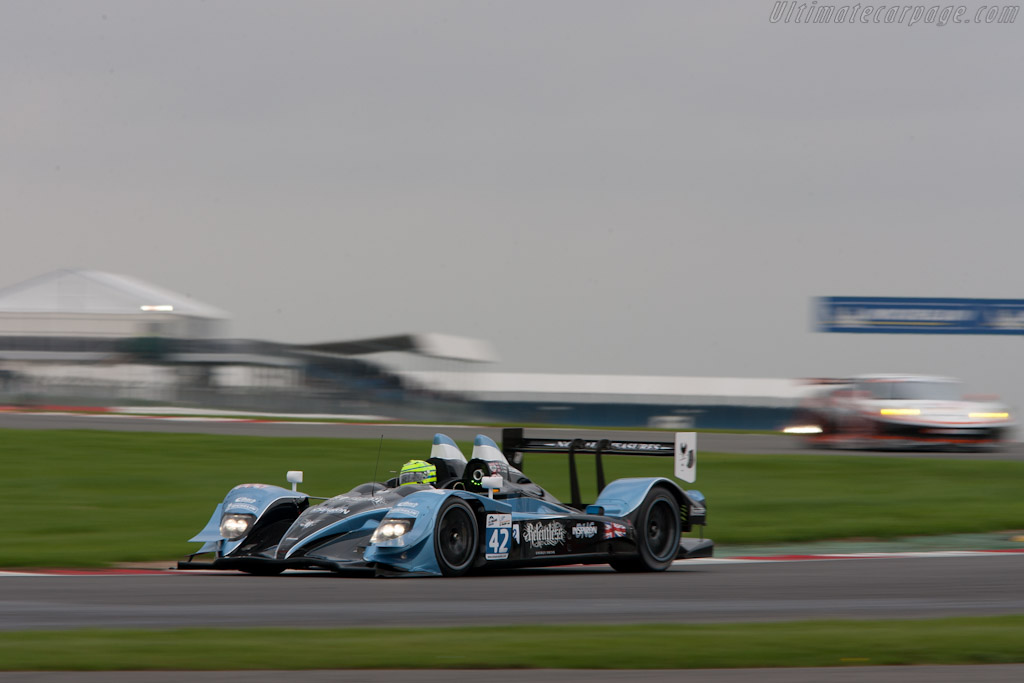 HPD ARX-01c - Chassis: LC70-9  - 2010 Le Mans Series Silverstone 1000 km (ILMC)