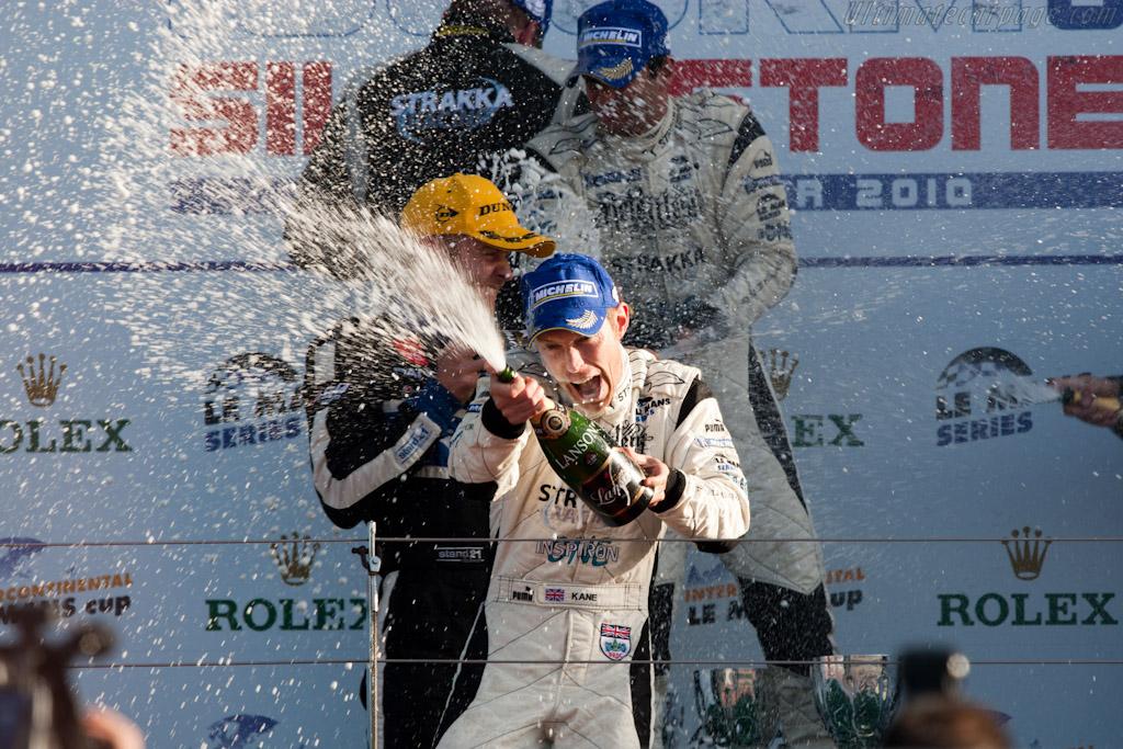 Jonny Kane    - 2010 Le Mans Series Silverstone 1000 km (ILMC)