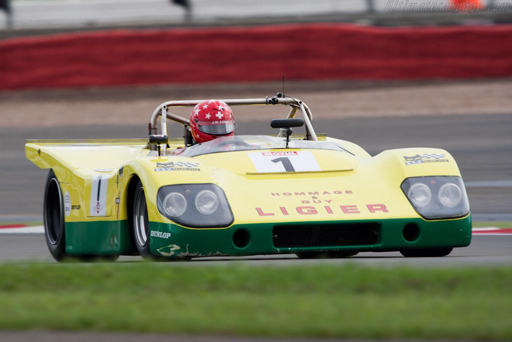 Ligier JS3 - Chassis: JS3-01   - 2010 Le Mans Series Silverstone 1000 km (ILMC)