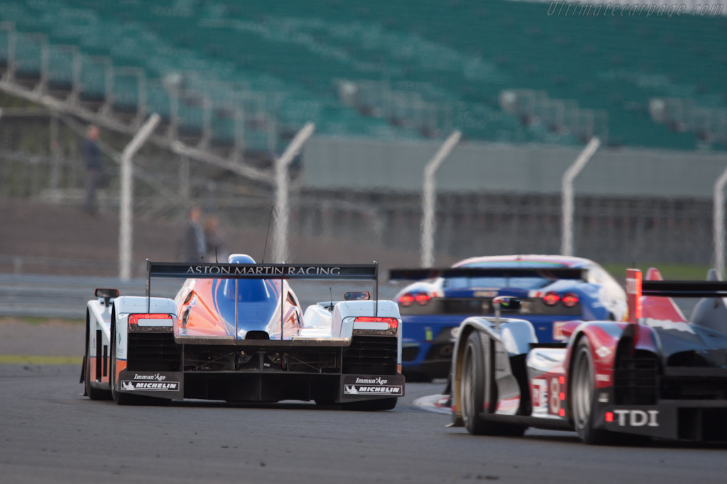 Lola-Aston    - 2010 Le Mans Series Silverstone 1000 km (ILMC)