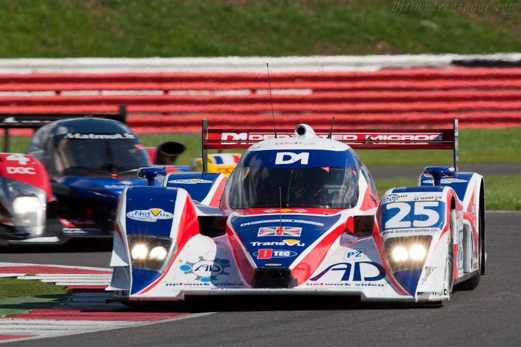 Lola B08/80 HPD - Chassis: B0880-HU03   - 2010 Le Mans Series Silverstone 1000 km (ILMC)