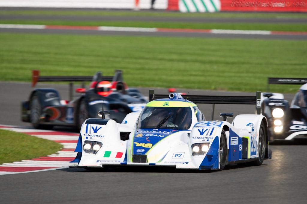 Lola B08/80 Judd - Chassis: B0980-HU05   - 2010 Le Mans Series Silverstone 1000 km (ILMC)