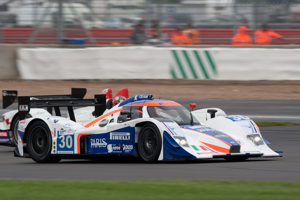 Lola B08/80 Judd - Chassis: B0980-HU04   - 2010 Le Mans Series Silverstone 1000 km (ILMC)