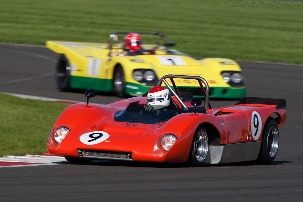 Lola T212 - Chassis: HU34   - 2010 Le Mans Series Silverstone 1000 km (ILMC)