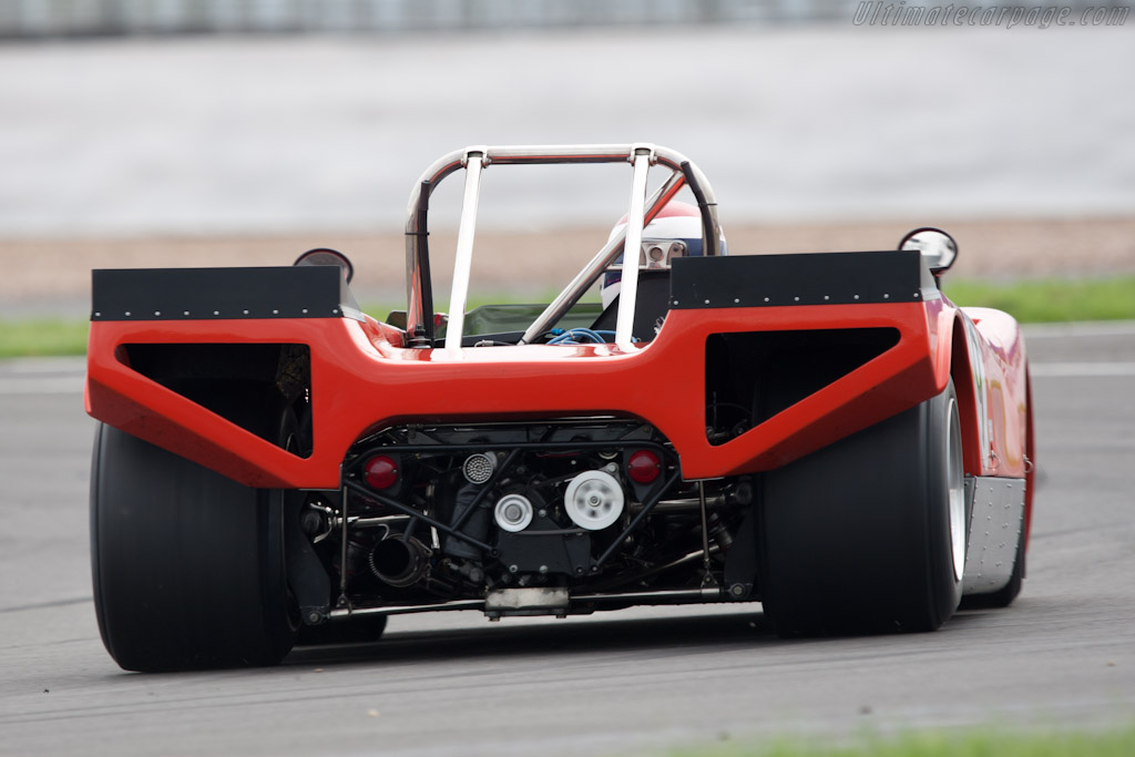 Lola T212 - Chassis: HU34  - 2010 Le Mans Series Silverstone 1000 km (ILMC)