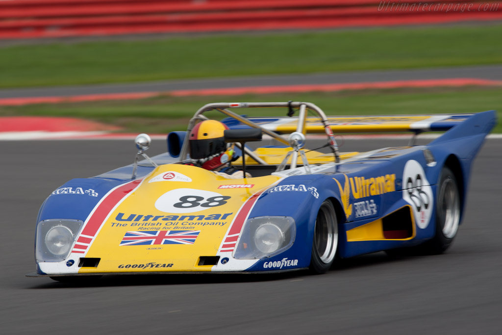 Lola T296 - Chassis: HU87   - 2010 Le Mans Series Silverstone 1000 km (ILMC)