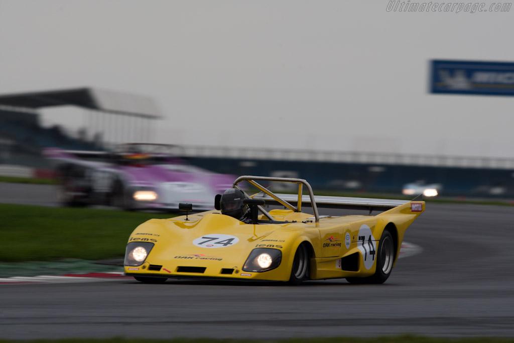 Lola T298    - 2010 Le Mans Series Silverstone 1000 km (ILMC)