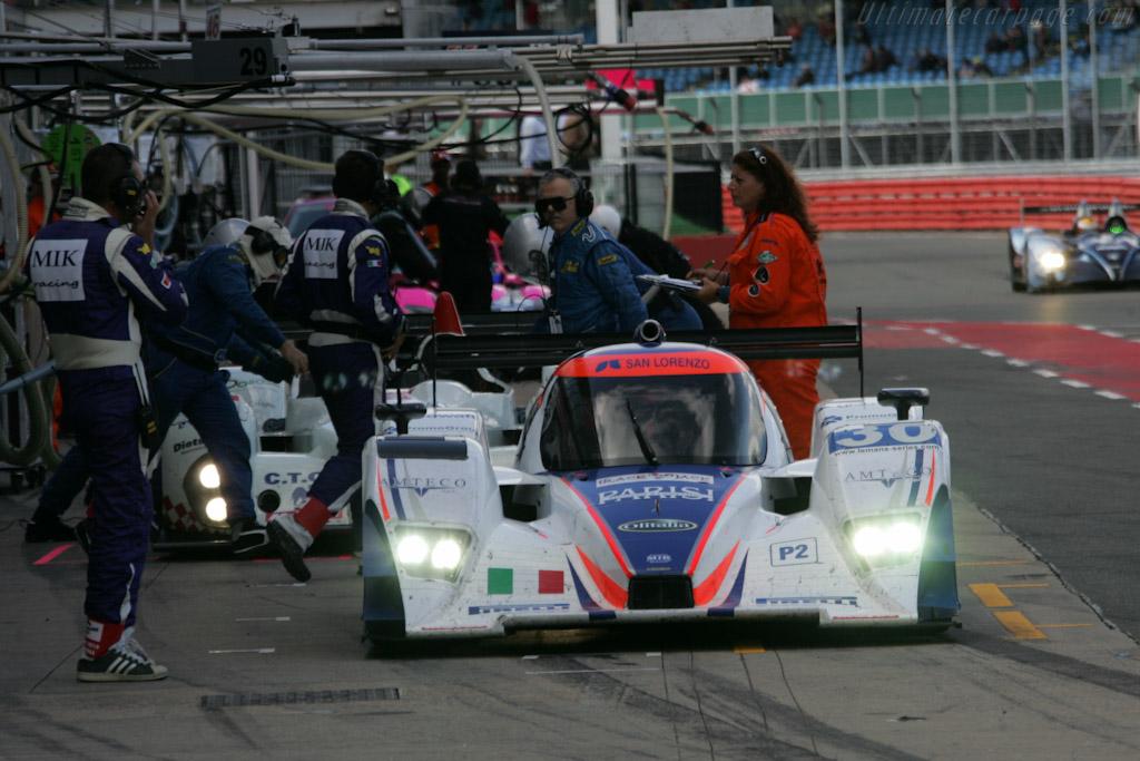MIK Corse Lola - Chassis: B0980-HU04   - 2010 Le Mans Series Silverstone 1000 km (ILMC)