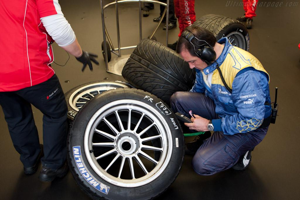 Michelin Man    - 2010 Le Mans Series Silverstone 1000 km (ILMC)