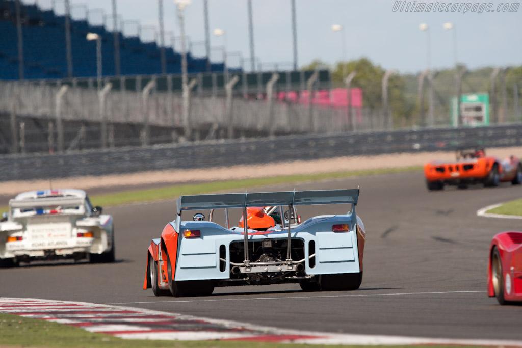 Mirage GR7 - Chassis: GR7/701 - Driver: Marc Devis  - 2010 Le Mans Series Silverstone 1000 km (ILMC)
