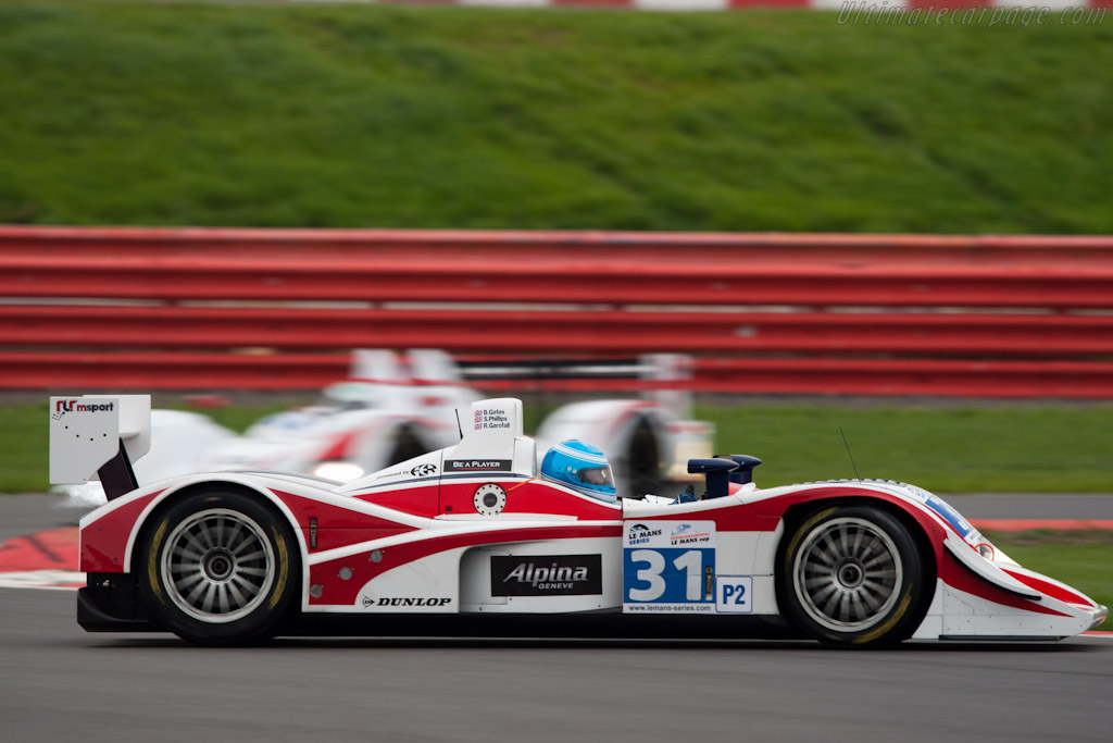 Opposite Directions - Chassis: B0540-HU05   - 2010 Le Mans Series Silverstone 1000 km (ILMC)