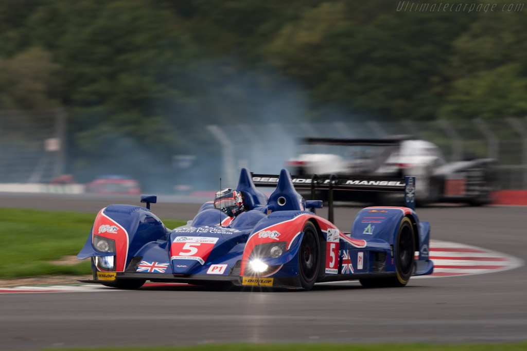 Opposite Directions - Chassis: 09S-04  - 2010 Le Mans Series Silverstone 1000 km (ILMC)