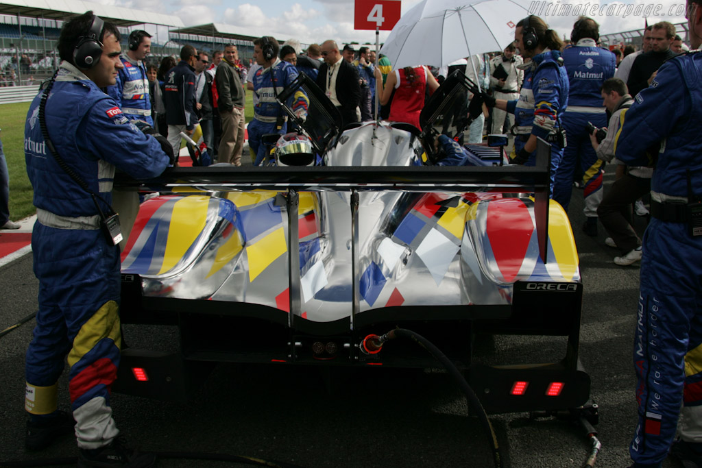 Oreca Peugeot - Chassis: 908-05   - 2010 Le Mans Series Silverstone 1000 km (ILMC)