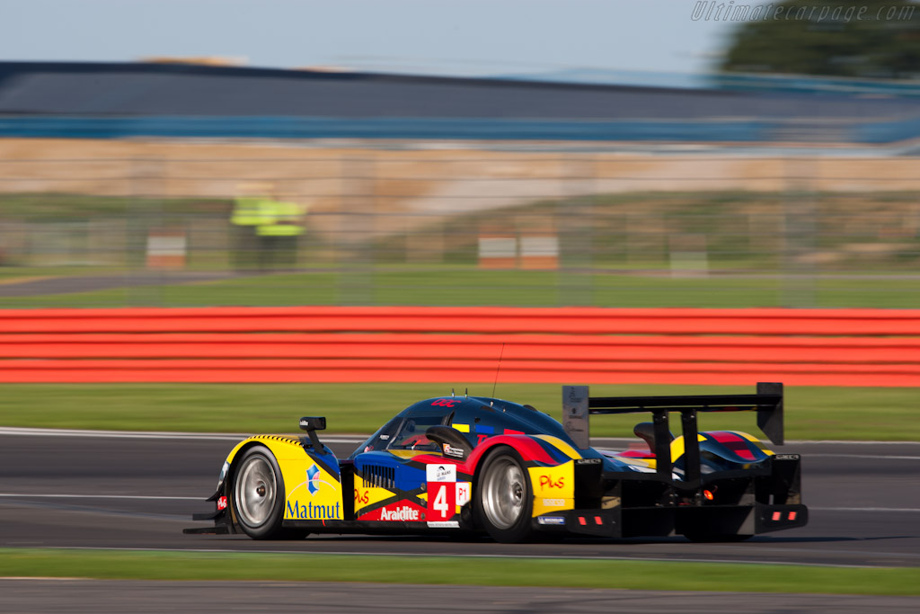 Peugeot 908 HDI Fap - Chassis: 908-05   - 2010 Le Mans Series Silverstone 1000 km (ILMC)