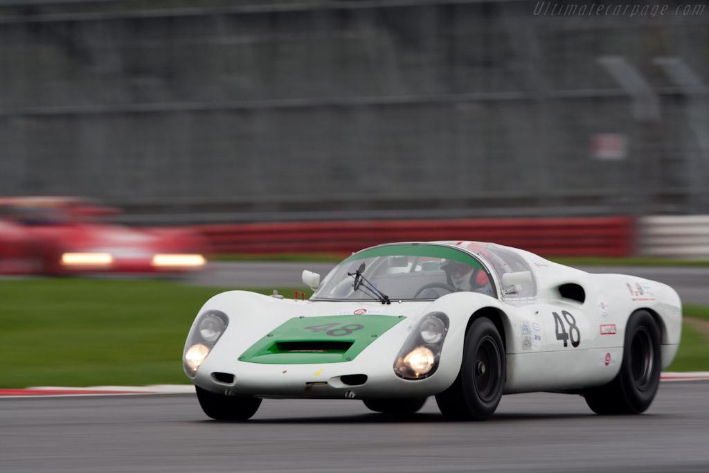 Porsche 910    - 2010 Le Mans Series Silverstone 1000 km (ILMC)