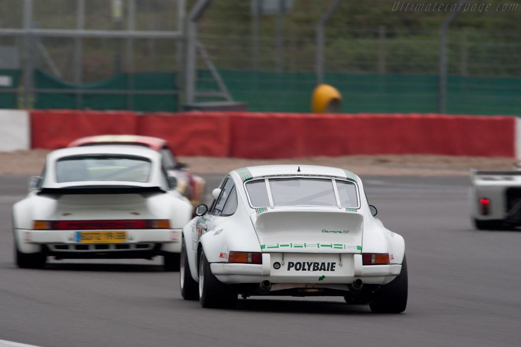 Porsche 911 Carrera RS 2.7    - 2010 Le Mans Series Silverstone 1000 km (ILMC)