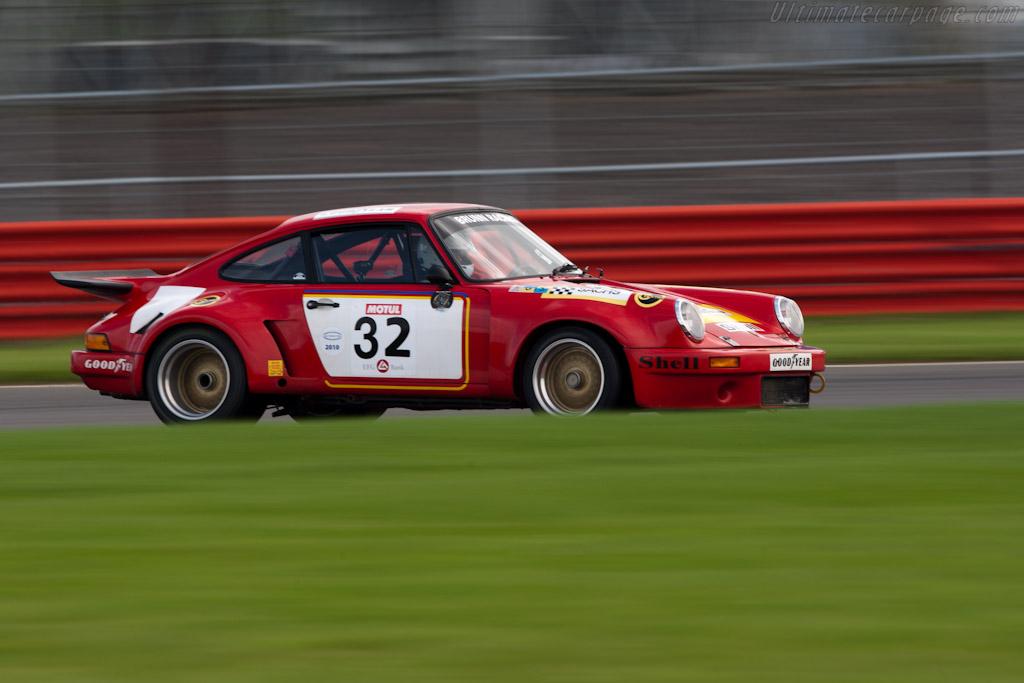 Porsche 911 Carrera RSR 3.0 - Chassis: 911 460 9065   - 2010 Le Mans Series Silverstone 1000 km (ILMC)