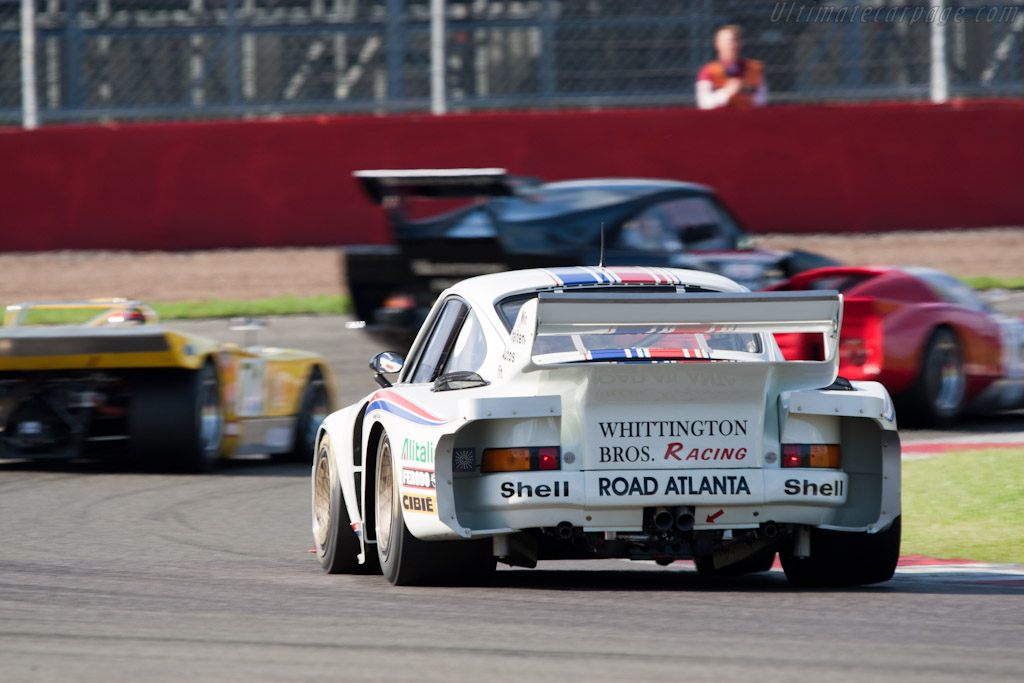 Porsche 935 - Chassis: 930 890 0016   - 2010 Le Mans Series Silverstone 1000 km (ILMC)