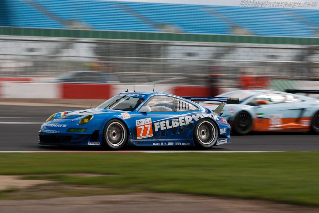 Porsche 997 GT3 RSR - Chassis: WP0ZZZ99Z9S799915   - 2010 Le Mans Series Silverstone 1000 km (ILMC)