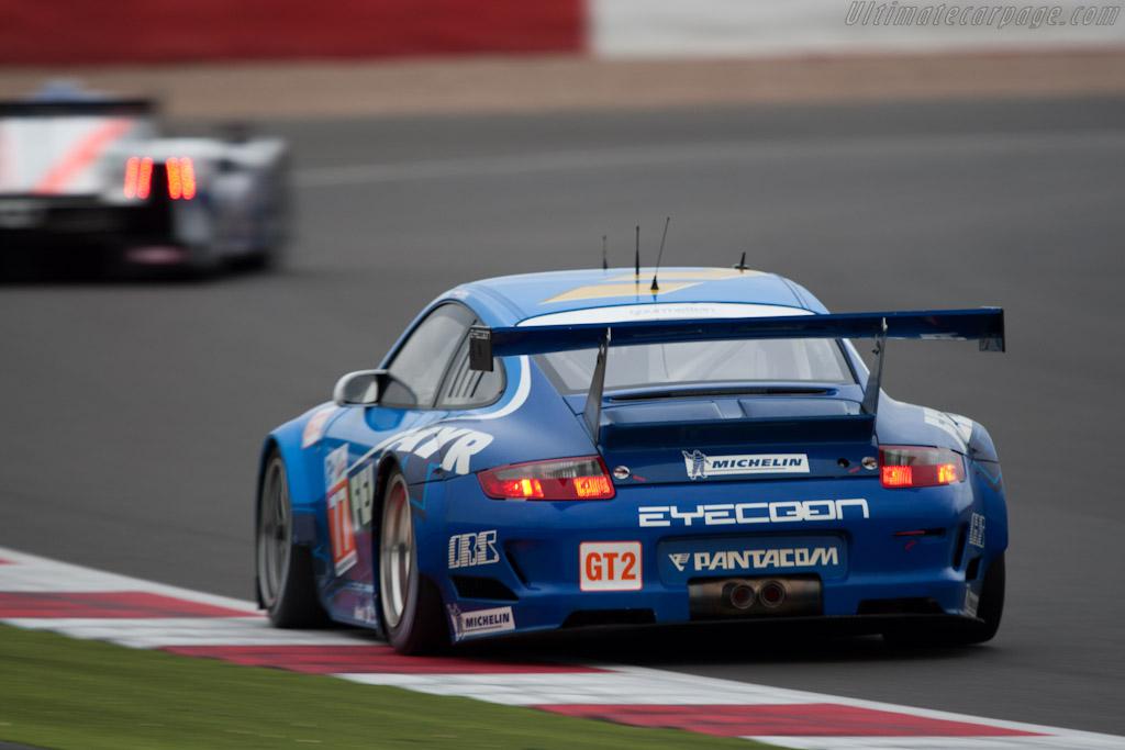 Porsche 997 GT3 RSR - Chassis: WP0ZZZ99Z9S799912   - 2010 Le Mans Series Silverstone 1000 km (ILMC)