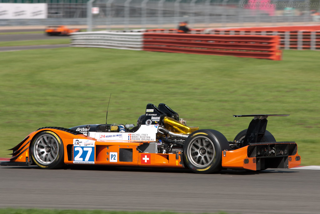 Radical SR9 - Chassis: SR9005   - 2010 Le Mans Series Silverstone 1000 km (ILMC)