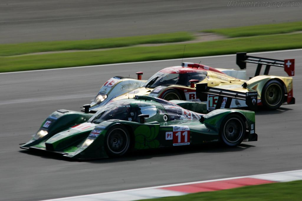 Rebellion vs Drayson - Chassis: B0960-HU03   - 2010 Le Mans Series Silverstone 1000 km (ILMC)