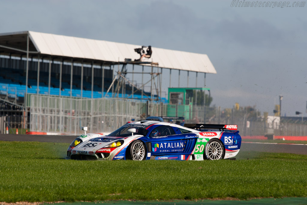 Saleen S7-R - Chassis: 082R   - 2010 Le Mans Series Silverstone 1000 km (ILMC)