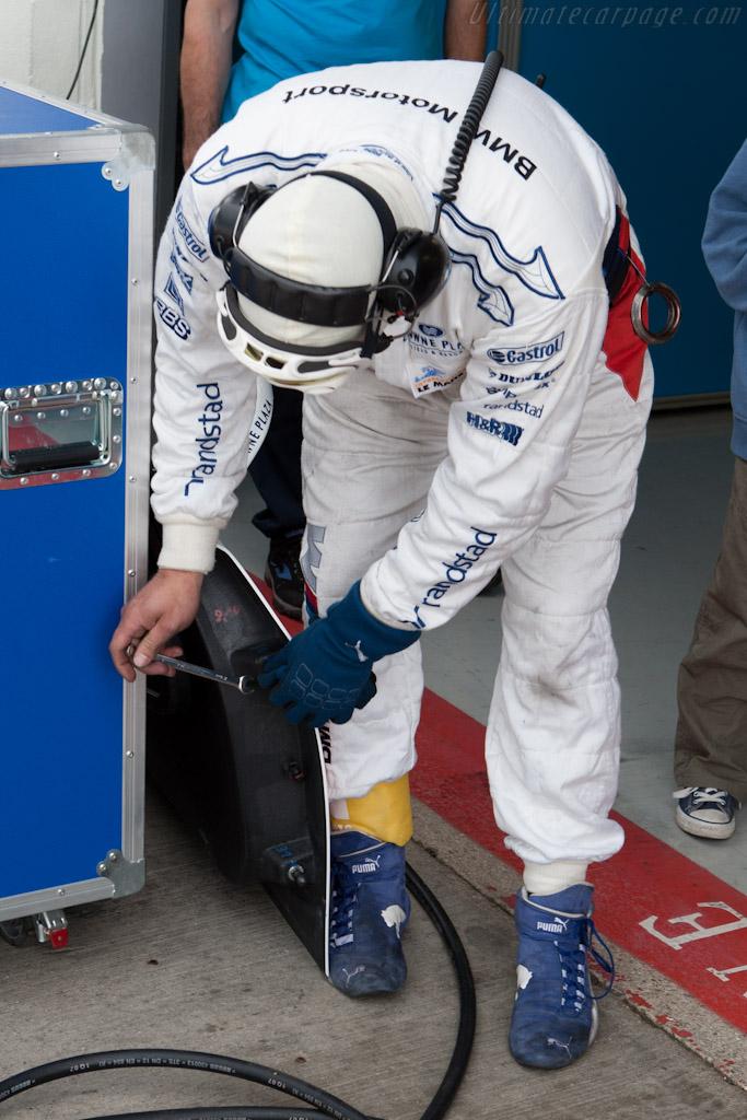 Splitter Tweaks    - 2010 Le Mans Series Silverstone 1000 km (ILMC)