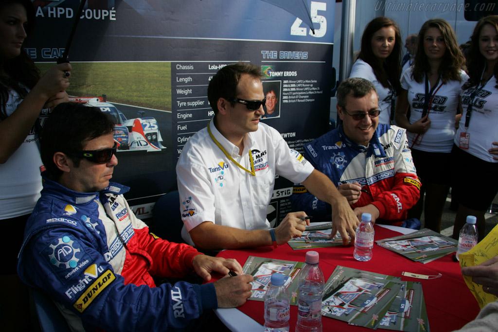 The Stig    - 2010 Le Mans Series Silverstone 1000 km (ILMC)