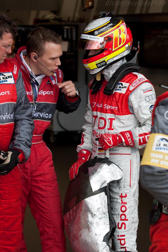 Timo Bernhard    - 2010 Le Mans Series Silverstone 1000 km (ILMC)
