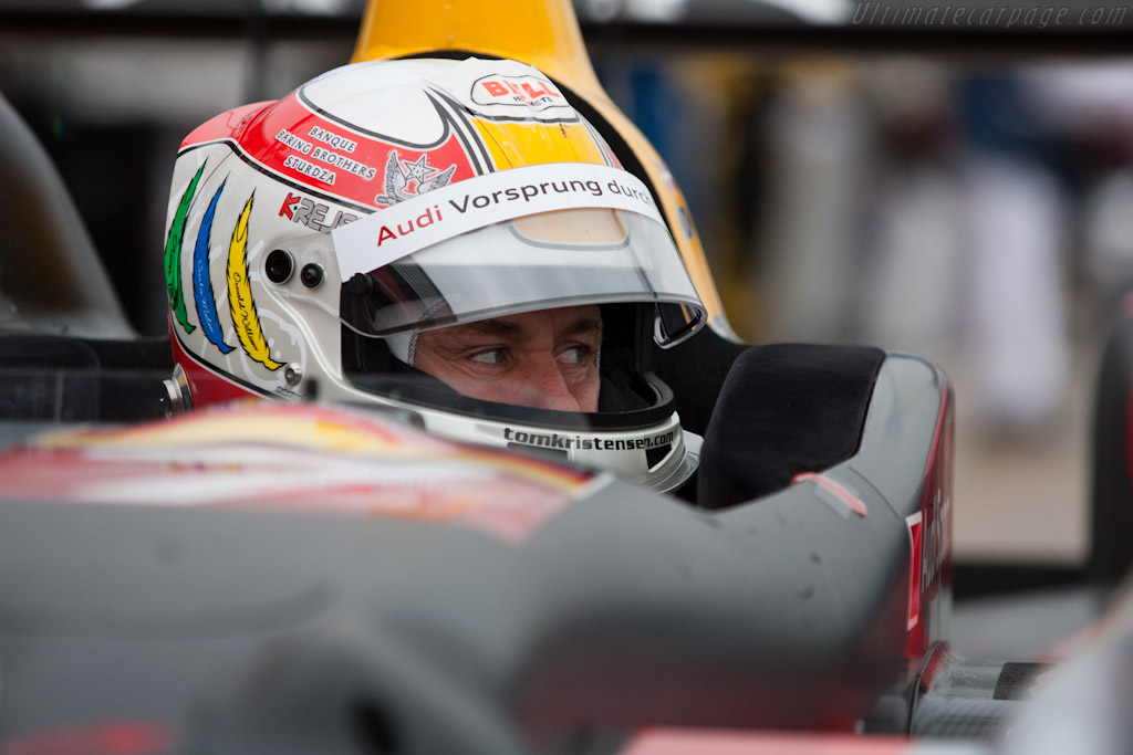 Tom Kristensen    - 2010 Le Mans Series Silverstone 1000 km (ILMC)