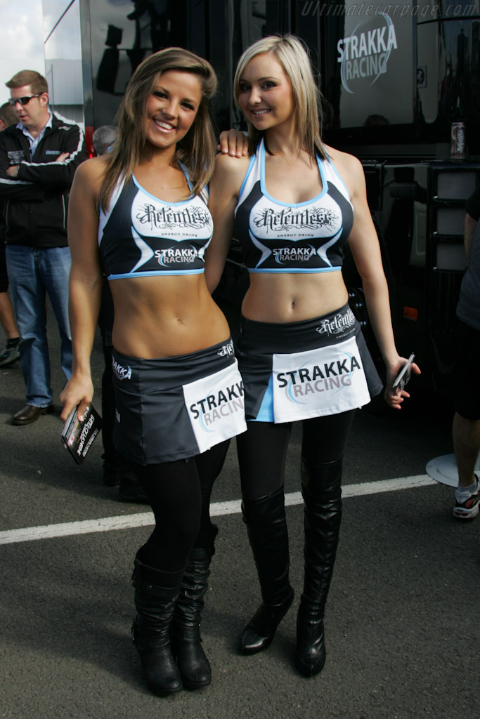 Welcome to Silverstone    - 2010 Le Mans Series Silverstone 1000 km (ILMC)
