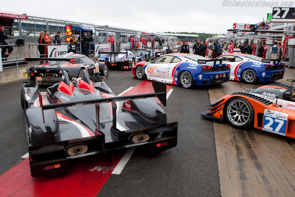 Welcome to Silverstone - Chassis: FLM-6   - 2010 Le Mans Series Silverstone 1000 km (ILMC)