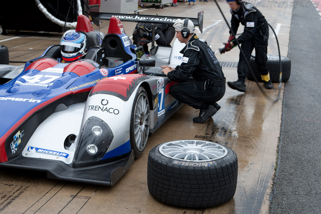 Wets - Chassis: FLM-10   - 2010 Le Mans Series Silverstone 1000 km (ILMC)