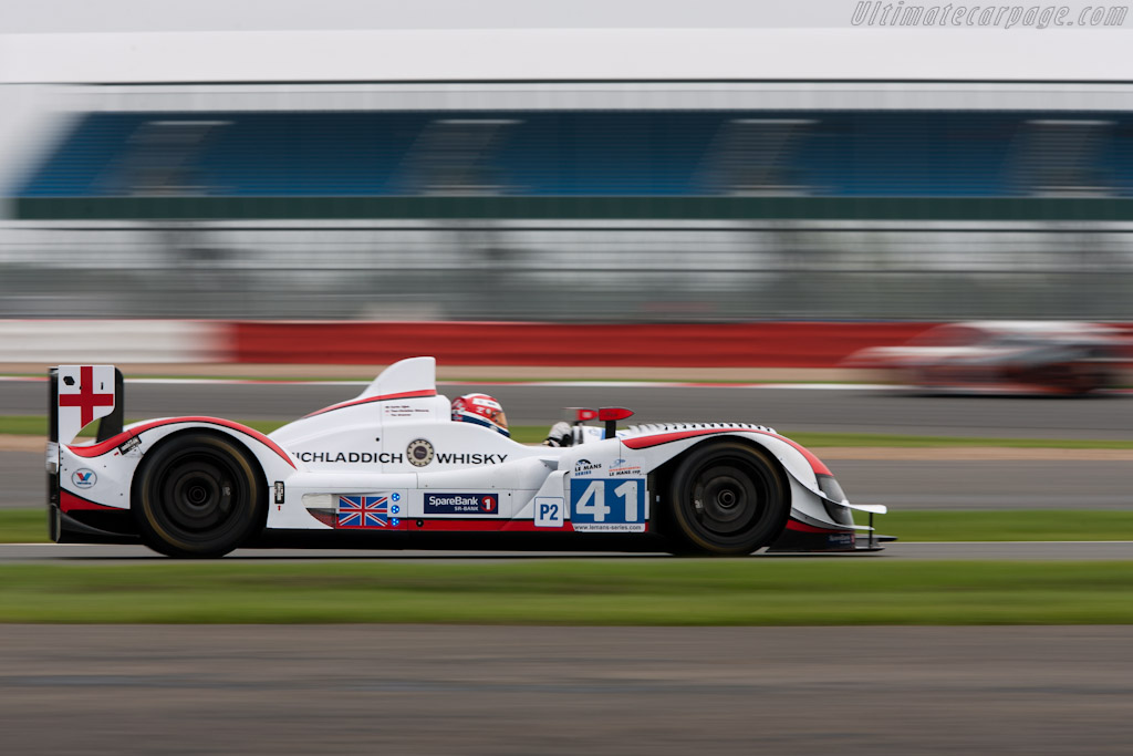 Zytek 07S/2 - Chassis: 07S-03   - 2010 Le Mans Series Silverstone 1000 km (ILMC)