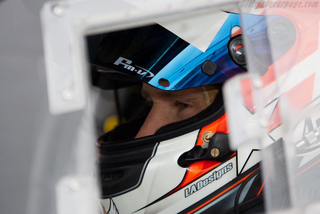 Allan Simonsen - Chassis: 2830   - 2011 Le Mans Series 6 Hours of Silverstone (ILMC)