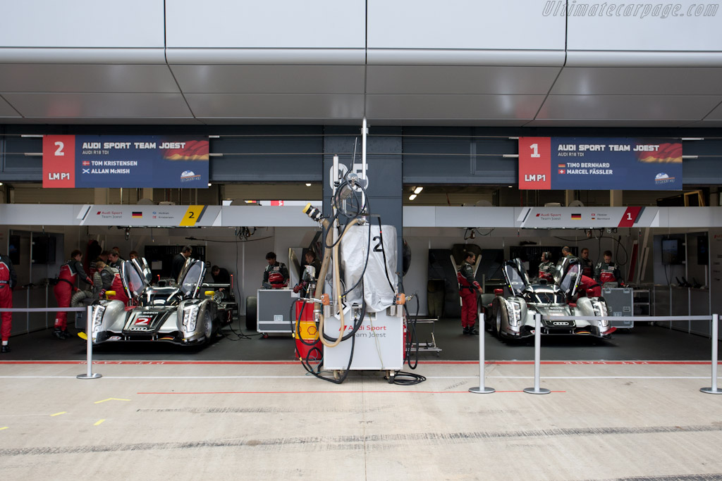 Audis - Chassis: 107   - 2011 Le Mans Series 6 Hours of Silverstone (ILMC)