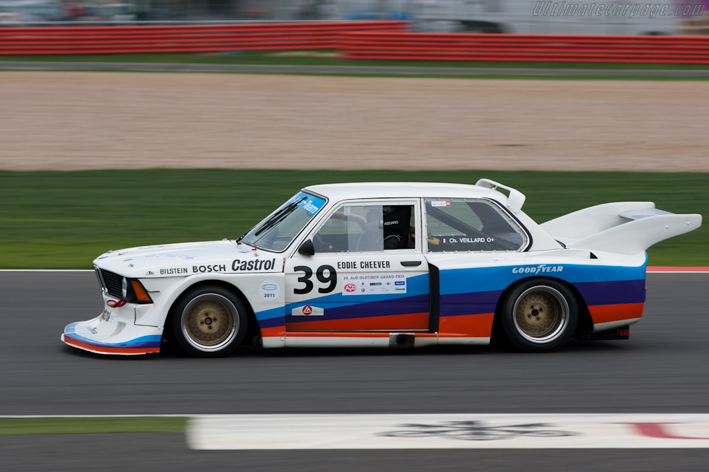 BMW 320i Group 5    - 2011 Le Mans Series 6 Hours of Silverstone (ILMC)