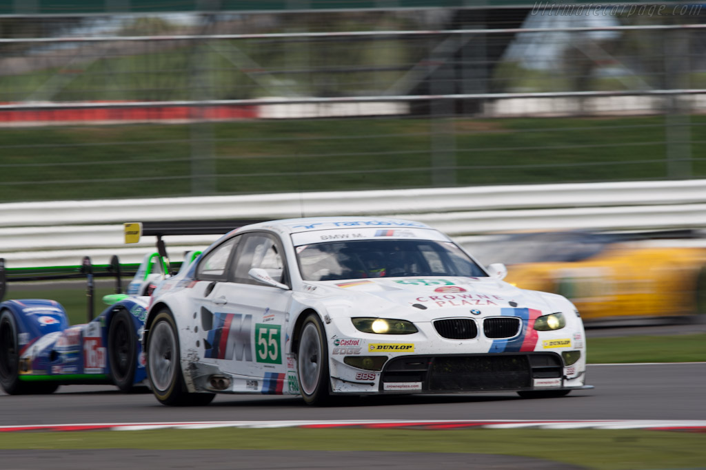 BMW M3 GT - Chassis: 1103   - 2011 Le Mans Series 6 Hours of Silverstone (ILMC)