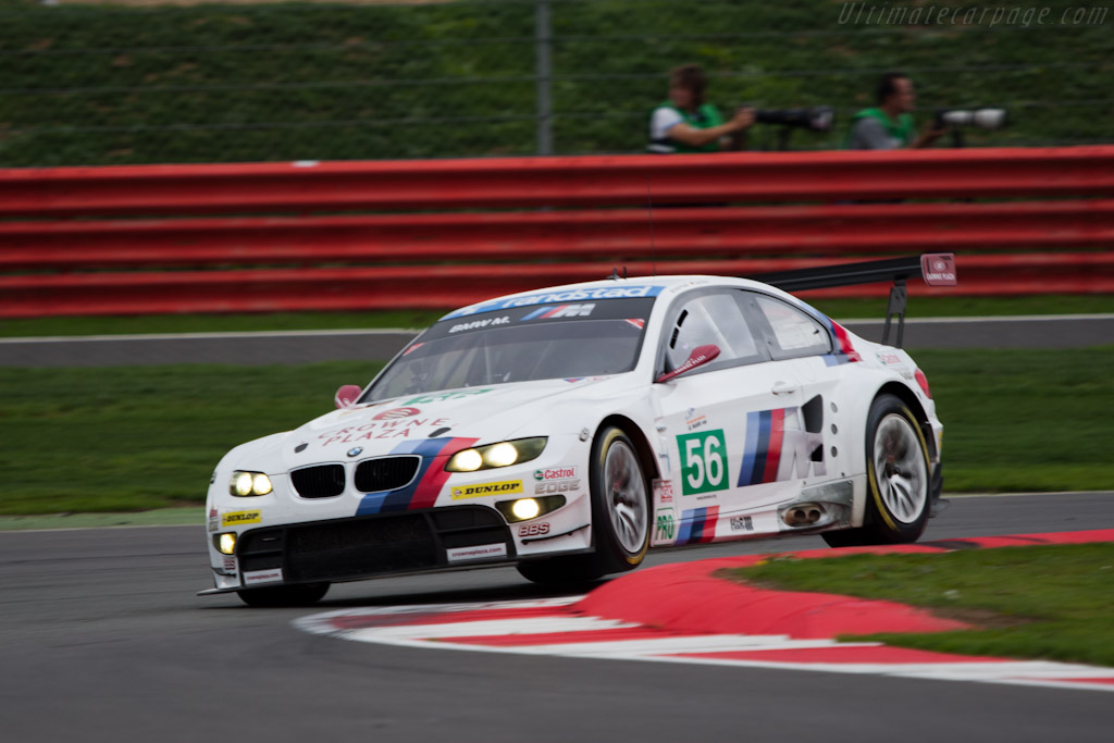 BMW M3 GT - Chassis: 1106  - 2011 Le Mans Series 6 Hours of Silverstone (ILMC)