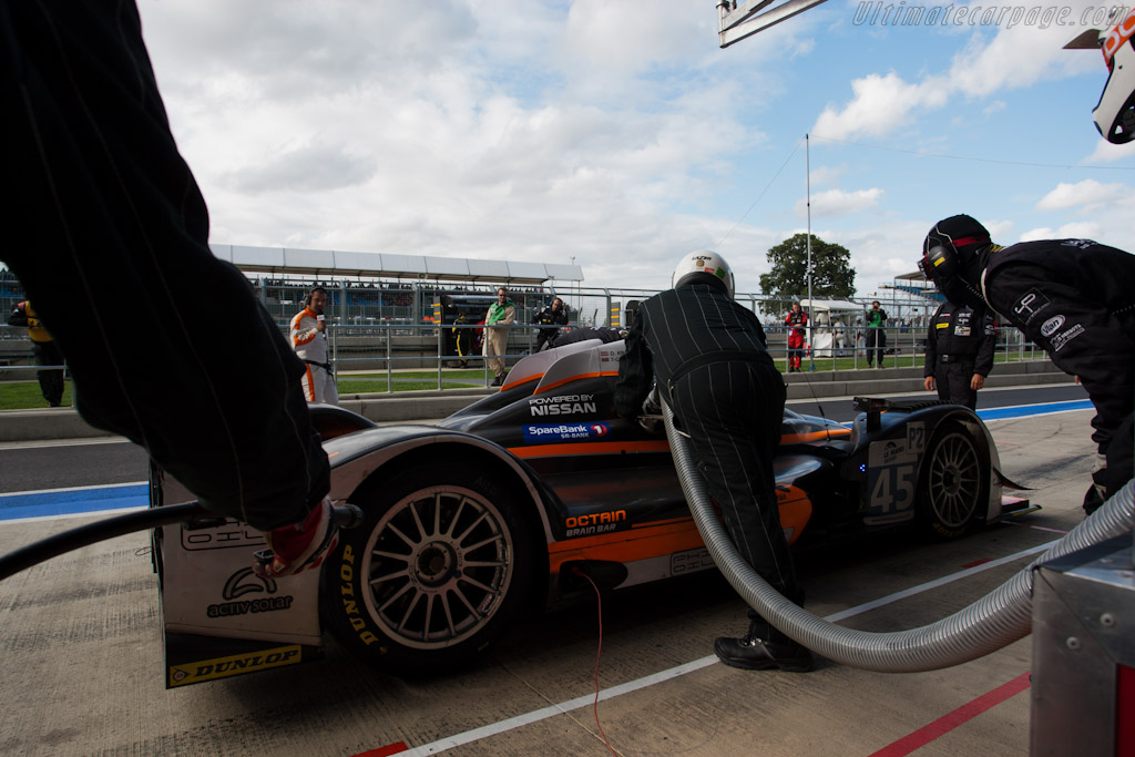 Boutsen Energy Stop - Chassis: 07   - 2011 Le Mans Series 6 Hours of Silverstone (ILMC)