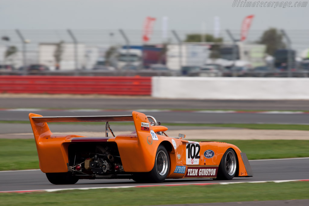 Chevron B26 - Chassis: B26-74-02   - 2011 Le Mans Series 6 Hours of Silverstone (ILMC)