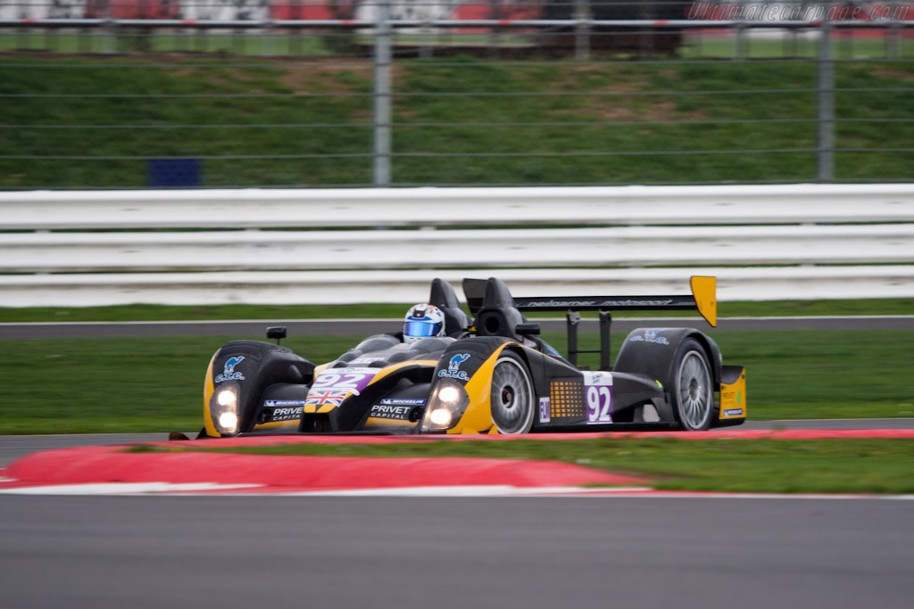 Courage-Oreca FLM 09 - Chassis: FLM-23  - 2011 Le Mans Series 6 Hours of Silverstone (ILMC)